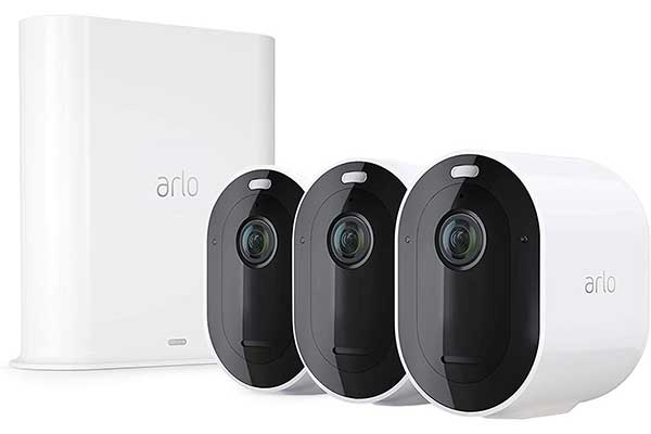 Arlo Pro 3 Spotlight Camera Security System