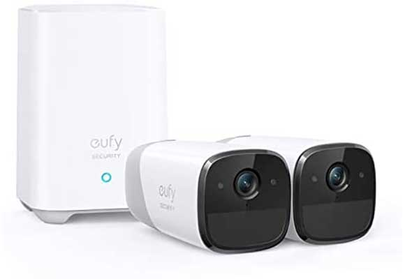 eufy Security eufyCam 2 Wireless Home Security System