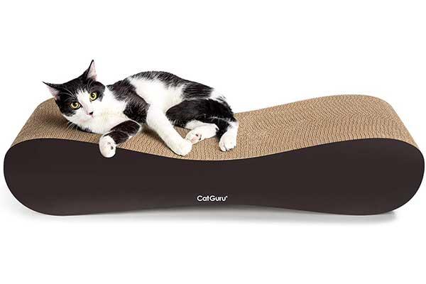 CatGuru Cat Scratcher, XL Cat Scratching Post