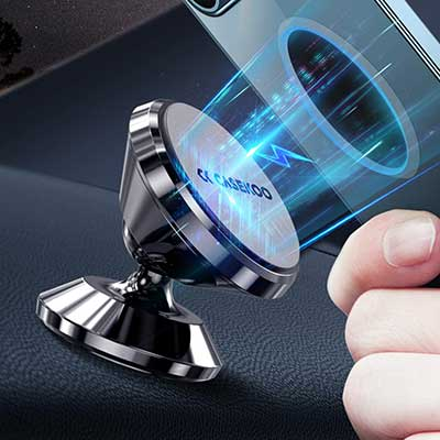 CASEKOO Magnetic Car Phone Holder, Universal