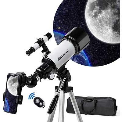 Telescope 70mm Aperture 500mm AZ Mount