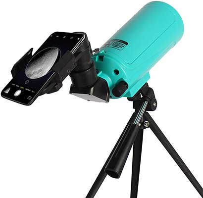 Maksutov-Cassegrain Telescope for Adult Kids
