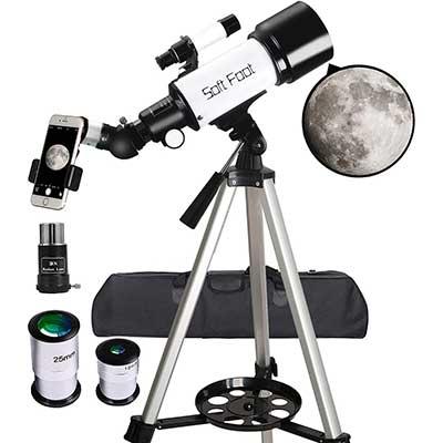 Telescopes for Astronomy Beginners, 70mm Aperture