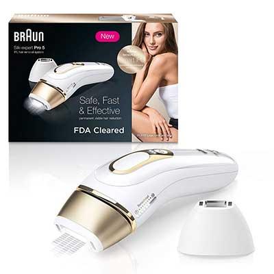 Braun IPL Hair_Removal for Women, Silk Expert-Pro