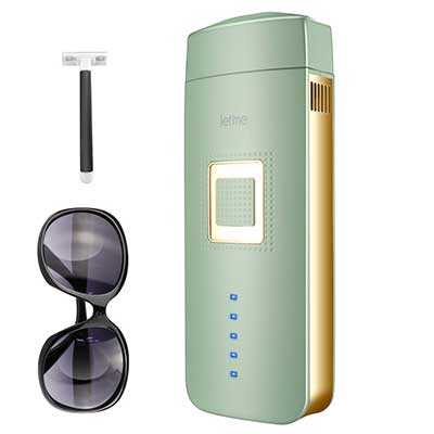 IPL Hair Removal for Women and Men Painless