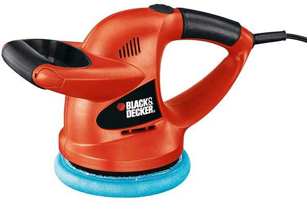 BLACK + DECKER 6-inch Random Orbit Waxer/Polisher
