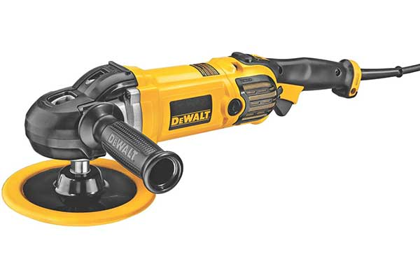 DEWALT Buffer/Polisher Variable Speed