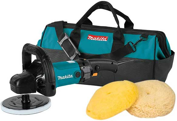 "Makita 9237CX3 Makita 7"" Polisher"