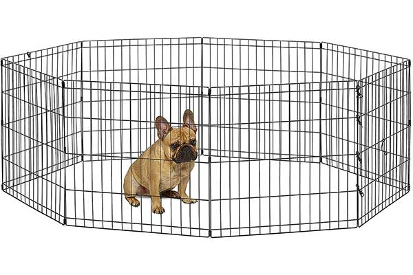 New World Pet Products Foldable Exercise Pet Playpen