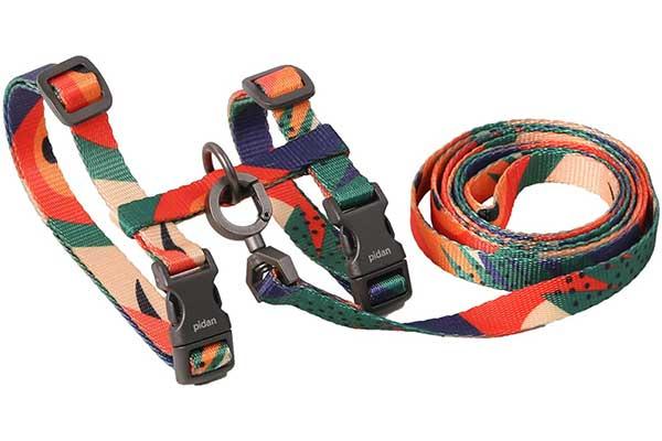 pidan Cat Harness &Leash Set for Walking