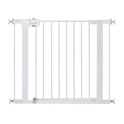 Safety 1st Easy Mount Install Metal Baby Gate