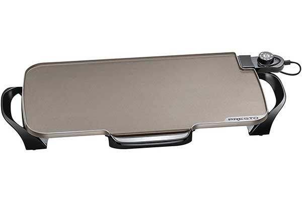 Presta Ceramic 22-inch 07062 Electric Griddle