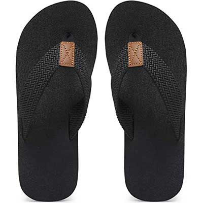 MAIITRIP Men's Soft Comfort Flip Flops