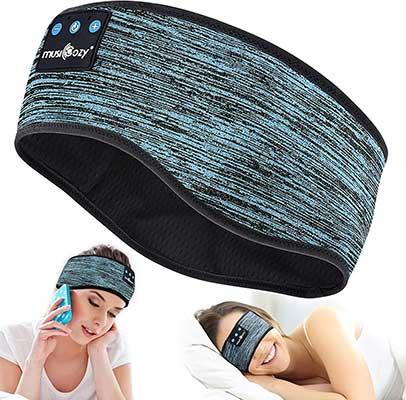 Bluetooth Headband Wireless Sleep Headphones