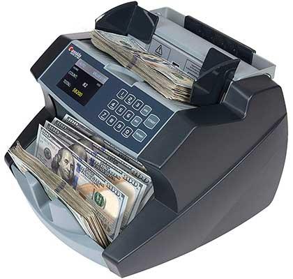 Cassida 6600 UV/MG –USA Business Grade Money Counter