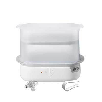 Tommee Tippee Advanced Steam Electric Sterilizer for Baby-Bottles