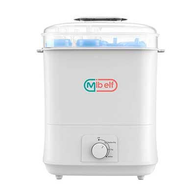 MIBELF Baby Bottle Electric Steam and Dryer, Milk Warmer