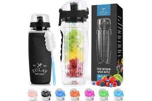 Best Fruit Infuser Water Bottles Reviews