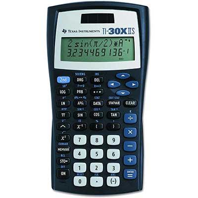 Texas Instruments TI-30XIIS Scientific Calculator