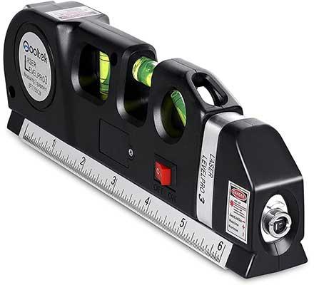 Qooltek Multi-Purpose Laser Level Laser Line