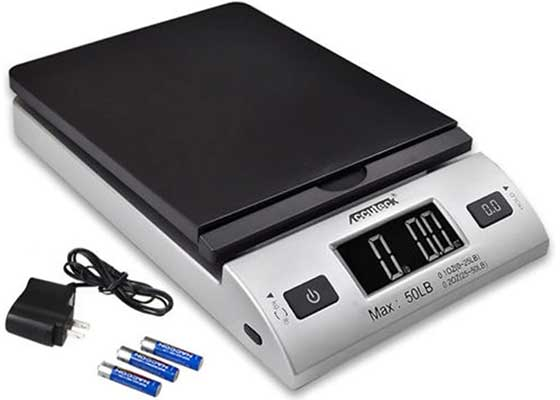 ACCUTECK All-in-1 Series W-8250-50bs Digital Shipping Postal Scale