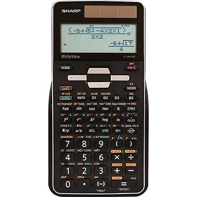 Sharp EL-W516TBSL 16-Digit Advanced Scientific Calculator