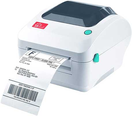 Arkscan 2054A Shipping Labels Printer for Windows Mac Chromebook