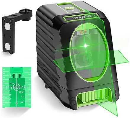 Self-Leveling Laser Level –Huepar Box-1G