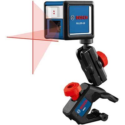 Bosch GLL25-10 30'Beam Self-Leveling Cross-Line Laser level