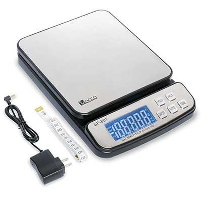 110LB 50KG Digital Postal Scale, MOCCO -Heavy -Duty