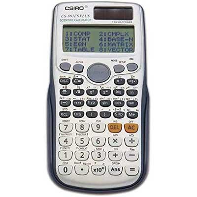 CSIRO CS-991ES Plus Engineering/Scientific Calculator