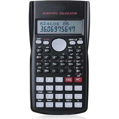 Mr. Pen – Scientific Calculator 2 Line