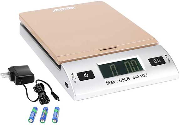 Acteck A-CK65GS 65LB X 0.1 Digital Shipping Scale