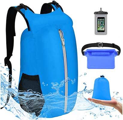 VBIGER Waterproof Dry Bag Backpack