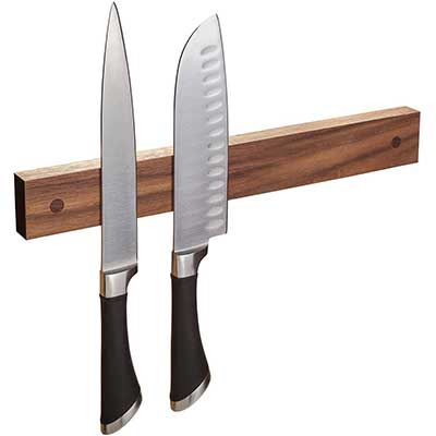 Powerful Magnetic-Knife-Strip, Holder Made in the USA