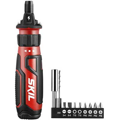 SKIL Rechargeable 4V Cordless Screwdriver