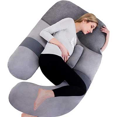 Awesling 60in Full Body Pillow  Nursing