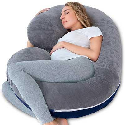 INSEN Pregnancy Pillow, Maternity Body Pillow