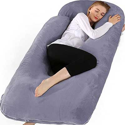 Chilling Home Pregnancy Pillows for Sleeping