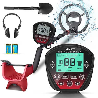 Professional Metal Detector for Adults and Kids