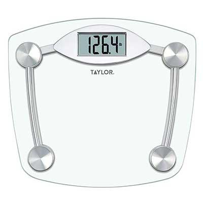 Taylor Precision Products Digital Bathroom Scale