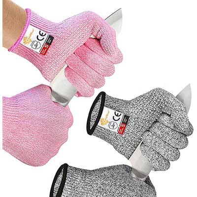 EvridWear Cut Resistant Gloves