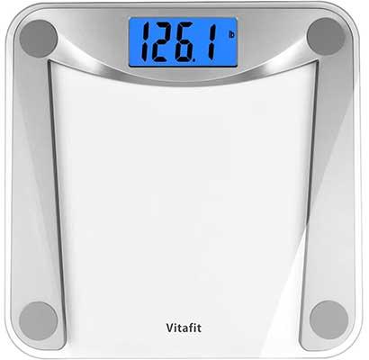 Vitafit Digital Body Weight Bathroom Scale