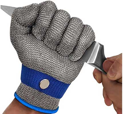 MAFORES Level 9 Cut Resistant Gloves