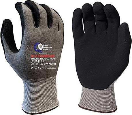 Quest Cut Resistant Work Gloves