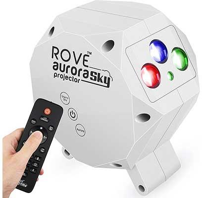 ROVE Aurora Sky Galaxy Projector