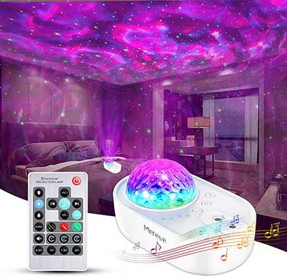 Star Projector Galaxy Night Light