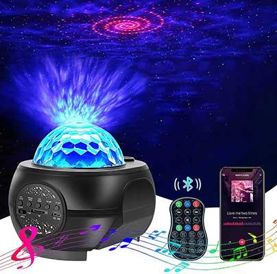 KFK Galaxy Projector, Galaxy Star-Night-Light